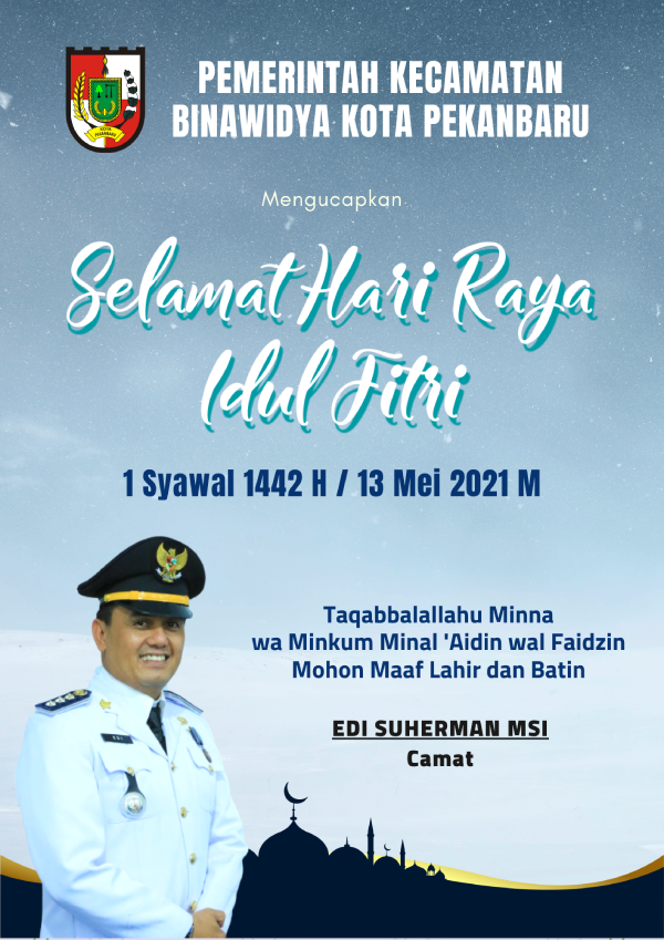 Pemerintah Kecamatan Binawidya Kota Pekanbaru