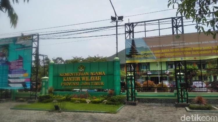 Alamat Kantor Wilayah Kementerian Agama Provinsi Jawa ...