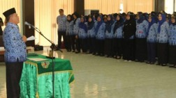 1200 ASN Pemko Medan Ambil Sumpah Janji, Muslim: Jadilah Pelayanan Masyarakat yang Penuh Dedikasi