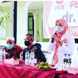 20 Ribu Vaksin Tiba di Riau, Arnita Sari Minta Pemerintah Beri Jaminan Keamanan Pemakaian