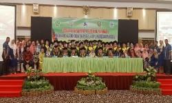 21 Ahli Madya Keperawatan Akper Aisyiyah Padang Wisuda, Ini Pesan Direktur dan Ketua PWA Sumbar