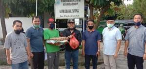 261 Paket Sembako Tahap I Diterima Warga Sialang MungguPekanbaru