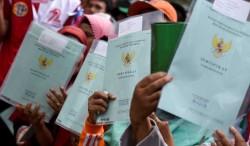 843 Sertifikat PTSL Diserahkan ke Warga di Lampung Tengah