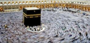 Ada Syaithan Tawaf di Ka'bah