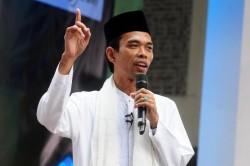 Akun Fanpage Facebook Resmi Ustadz Abdul Somad Hilang