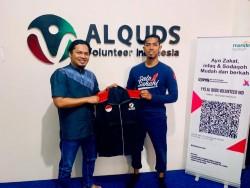 Al Quds Valunteer Indonesia Wilayah Riau Ajak Masyarakat Tingkat Partisipasi Bidang Kemanusiaan