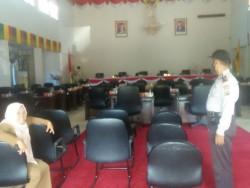 Aleg DPRD Rohul Terkesan Pemalas, Bahkan Pimpinan Parpol Sudah Disurati