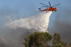 Antisipasi Karhutla: Lanud SHM Palembang Siapkan 5 Helikopter