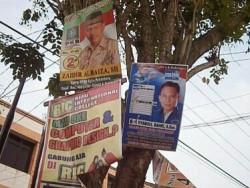 APK Ganggu Keindahan Lingkungan, Firdaus Himbau Caleg Ikuti Aturan Kampanye