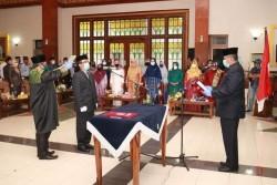 Arfan Usman Resmi dilantik Bupati Siak Sebagai Sekda Kab.Siak