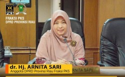 Arnita Sari Apresiasi Pemprov Riau Buka Jalur Khusus PPDB Untuk Hafizh Qur'an