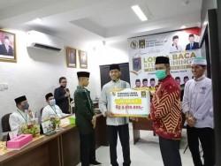 Asraf Abrian Juara Satu Lomba Baca Kitab Kuning Fraksi PKS DPRD Pekanbaru