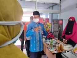 Ayat Cahyadi Apresiasi Emak-Emak Berkreasi di Tengah Pandemi