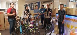 Ayo Ikuti Jalan Santai HUT Korpridi Pekanbaru, Bertabur Hadiah
