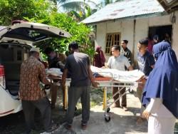 Azri Margani Penderita Kanker Dirawat Di RSUD Bangkinang, Ucapkan Terima Kasih Kepada Pihak Ini