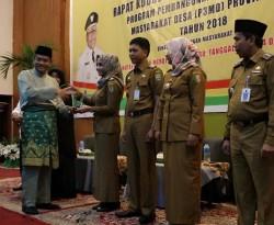 Bagan Sinembah, Kecamatan Juara I Penilaian EKK Tingat Provinsi Riau 2018