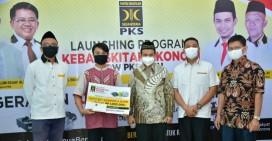 Bangun Indonesia, PKS Riau Launching Program Kebangkitan Ekonomi