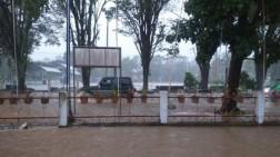 Banjir Merendam Sejumlah Kelurahan di Manado