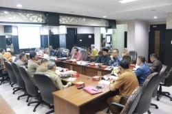 Bapemperda DPRD Pekanbaru Bahas Ranperda Rencana Induk Pembangunan Kepariwisataan Kota Pekanbaru