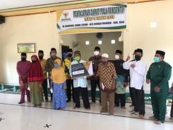 Baznas Siak Salurkan Zakat konsumtif kepada 106 Mustahik Kecamatan Sei Mandau