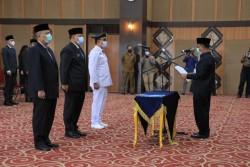 Berikut Nama 149 Pejabat Pemko Pekanbaru Yang Dilantik Siang Tadi