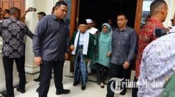 Berita Foto: Ma'ruf Amin Meresmikan Berkunjung Sekaligus Meresmikan Renovasi Kantor MUI Kota Medan