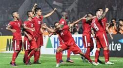 Berlaga di Piala AFF 2018, Ini Jadwal Siaran Langsung Timnas Indonesia di Grup B
