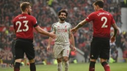 Bermain di Old Trafford, Liverpool Berbagi Poin Melawan Manchester United
