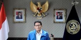 Bertamu ke KPK, Sandiaga Uno Bahas Pengelolaan Anggaran Kemenparekraf