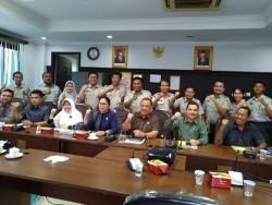 BPBD Hearing Dengan Komisi III DPRD Pekanbaru