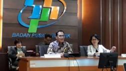 BPS: Kinerja Ekspor Februari 2019 Turun di Segala Sektor