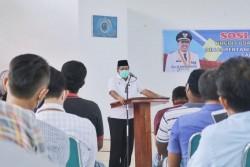 Bupati Alfedri Ajak Petani dan Peternak Manfaatkan Program Kredit Usaha Rakyat (KUR)