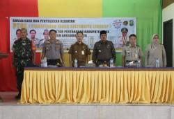 Bupati Siak Alfedri Buka Sosialisasi Program PTSL Kedua di Sabak Auh