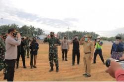 Bupati Sukiman bersama Kapolda Riau Gencarkan Program Gerakan Jaga Kampung di Rohul