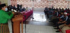 Bupati Sukiman: KTNA Ujung Tombak Ketahanan Pangan di Kabupaten Rohul