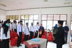 Bupati Sukiman Minta BPD sebagai Mitra Kepala Desa Dalam Membangun Desa