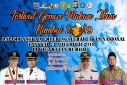Camat Rumbai Gelar Festival Gemarikan 2019, Bertabur Hadiah...