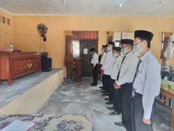 Camat Tambang Lantik BPD Kualu Nenas, Tegaskan BPD Mitra Kades