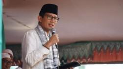 Cawapres Sandiaga Janji Jadikan Aceh Pusat Industri Halal