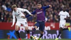 Copa Del Rey: Barcelona Tumbang di Kandang Sevilla