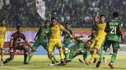 Degradasi, Sriwijaya FC Pasrah Ditinggal Pemain Bintang