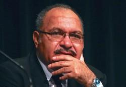 Didesak Oposisi, Perdana Menteri Papua Nugini Mengundurkan Diri