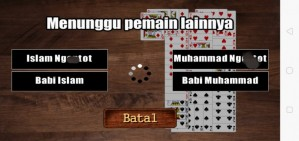 Diduga Menghina Islam, Game Remi Indonesia Dikecam Netizen