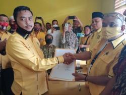 Didukung Suara Mayoritas, Repol Daftar Calon Ketua Golkar Kampar