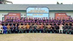 Diklatsar Mliter Resimen Mahasiswa Indra Pahlawan Sukses Digelar