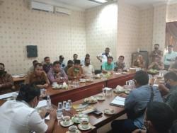 Dipanggil Komisi II DPRD Pelalawan, PT Sarikat Putra Akui Lalai Dalam Pengelolaan Limbah