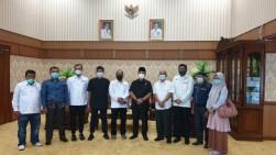 Disambangi Pengurus SPS Riau, Yulisman: Ini Asosiasi Pers Tertua Yang Disegani