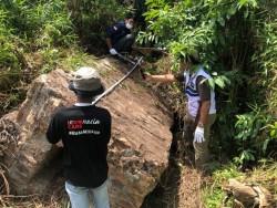 Disbudpar Batam Bakal Pindahkan Cerobong Asap Batam Brick Works ke Museum Raja Ali Haji