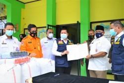 Disebut Belum Bagikan 100.000 Masker dari Gubri, Berikut Klarifikasi Satgas Covid-19 Kampar