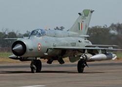 Ditabrak Burung, Jet Tempur MiG-21 India Jatuh di Dekat Pakistan
